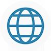International Reach Icon - Captec