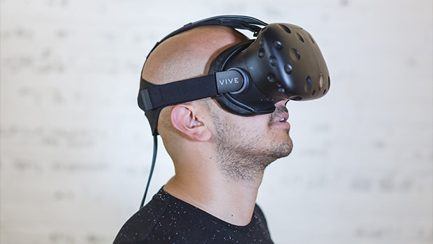 Blog - The Growing Importance of VR in Industrial Applications - Captec