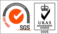 Policies and Certification - ISO 14001:2014 Environmental Management Certificate - Captec