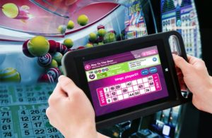 News - New Gaming Tablet for eBingo Applications - Captec