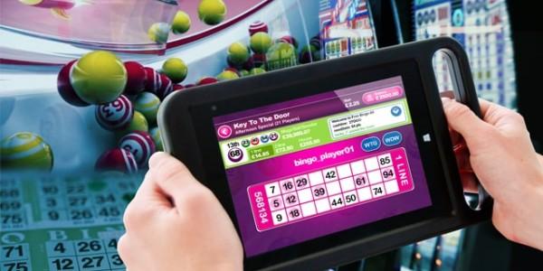 News - New Gaming Tablet for eBingo Applications - Captec