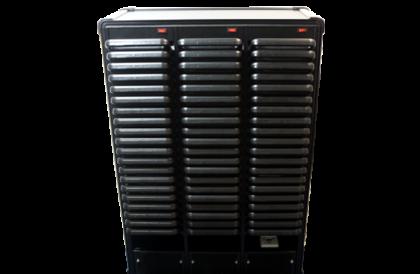 TCS-360 60 Bay Tablet Charging Station - Captec