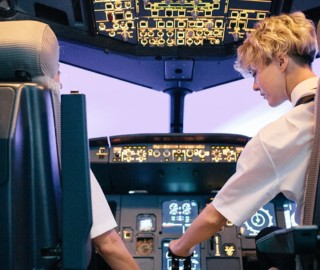 Case story - Rack Integration Full Flight Simulators - Captec