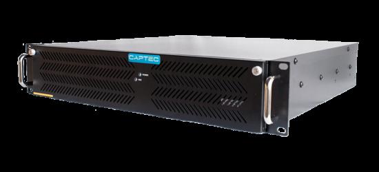 Case Story - ROV Subsea Control - 2U Custom Computers - Captec
