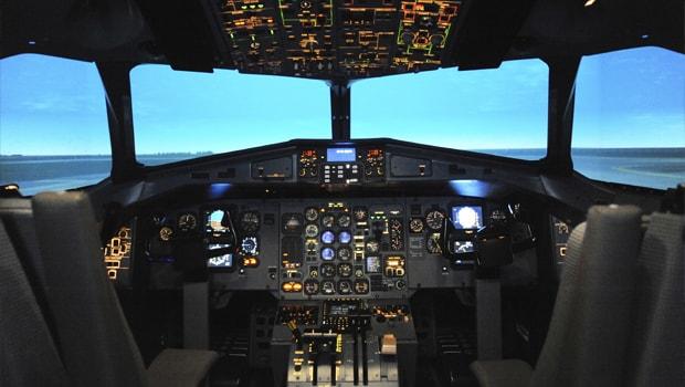 Blog - The Evolution of Flight Simulation - Captec