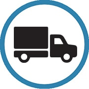 In-vehicle service icon - Captec