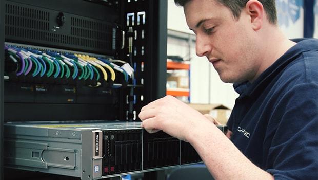 Blog - Challenges of Rack Integration for Demanding Marine Applications - Captec