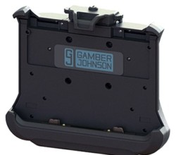 Gamber-Johnson In-Vehicle Dock for Toughpad FZ-A2