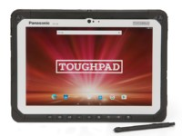 Panasonic Toughpad FZ-A2 10.1-inch Android Rugged Tablet