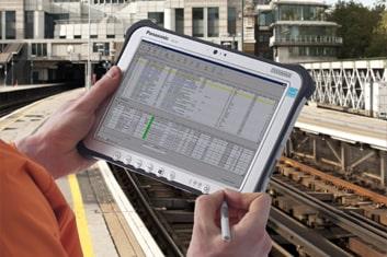 Panasonic Toughpad FZ-G1 10.1-inch Windows Rugged Tablet