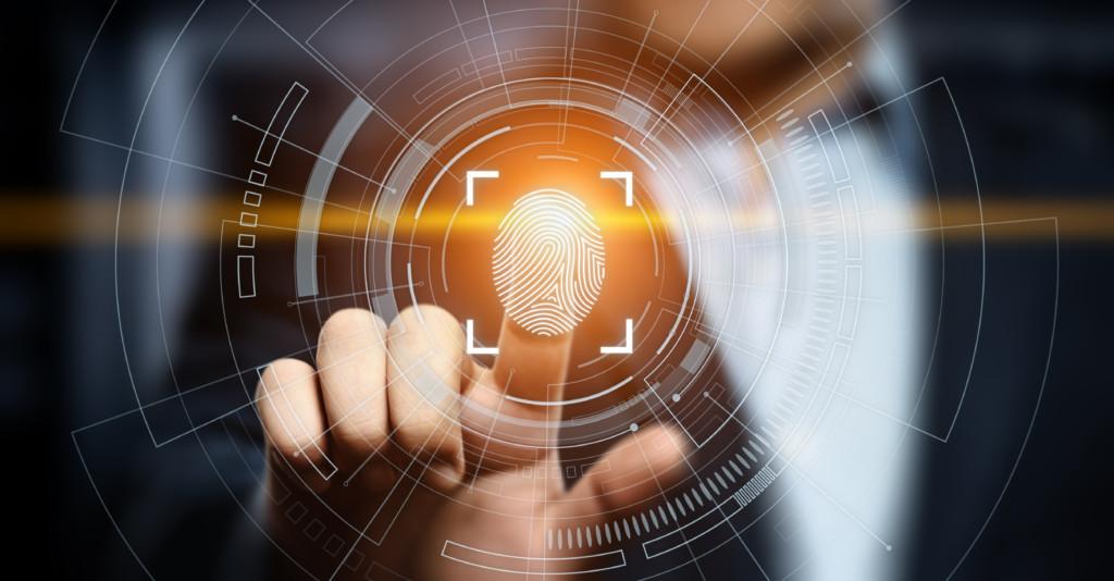 bigstock Fingerprint Scan Provides Secu 227661994 1024x534 - 3 Technologies Set to Shape the Future of the Mobile Workforce